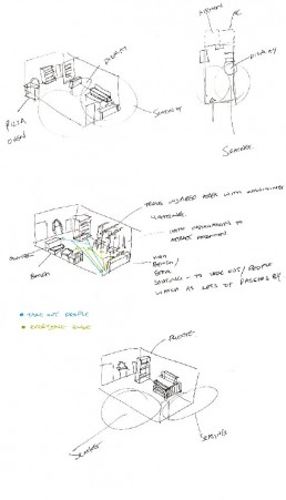 Two Mugs Sketches - Georgie Osborne